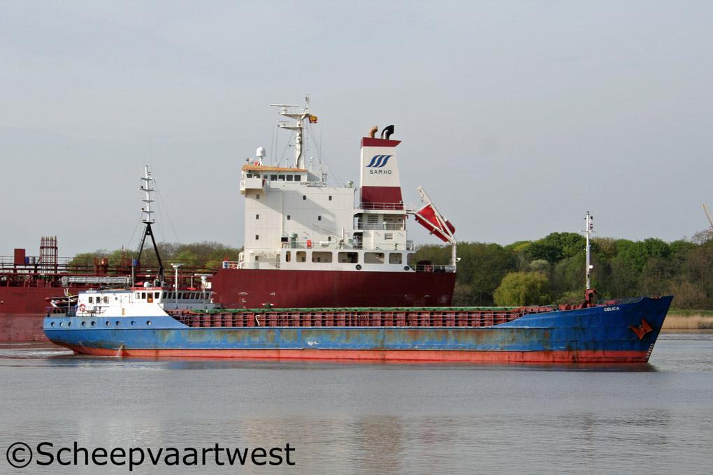 scheepvaartwest - Celica - IMO 7821049