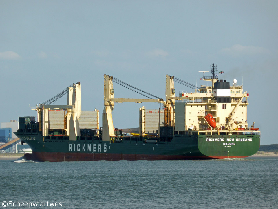 Rickmers New Orleans 01