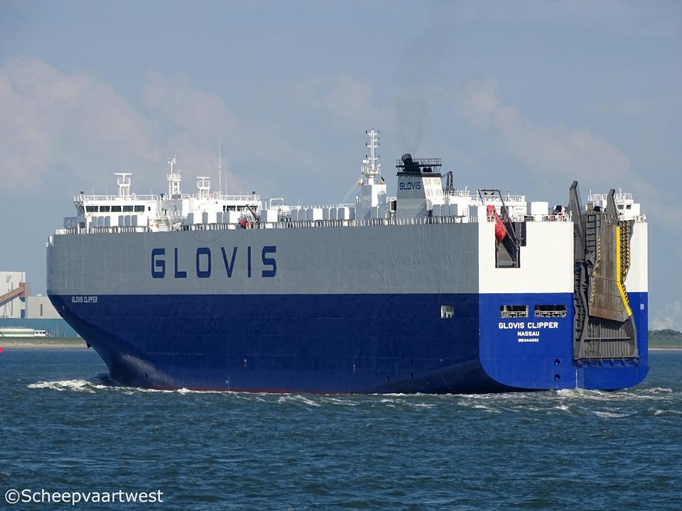 scheepvaartwest - Glovis Clipper - IMO 9441582