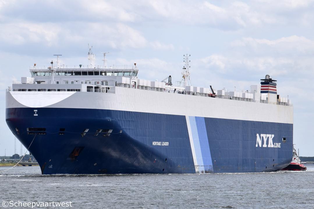 scheepvaartwest - Heritage Leader - IMO 9441556