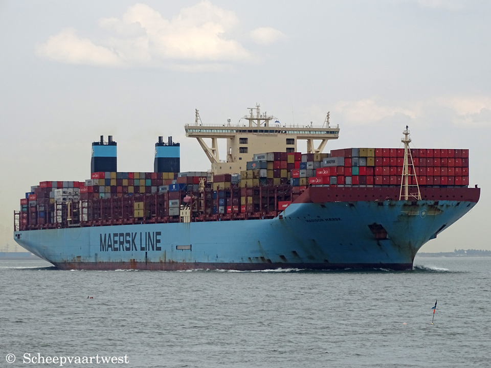 Madison Maersk 01