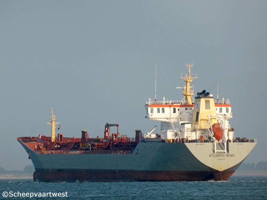 scheepvaartwest - Atlantic Wind - IMO 9341316