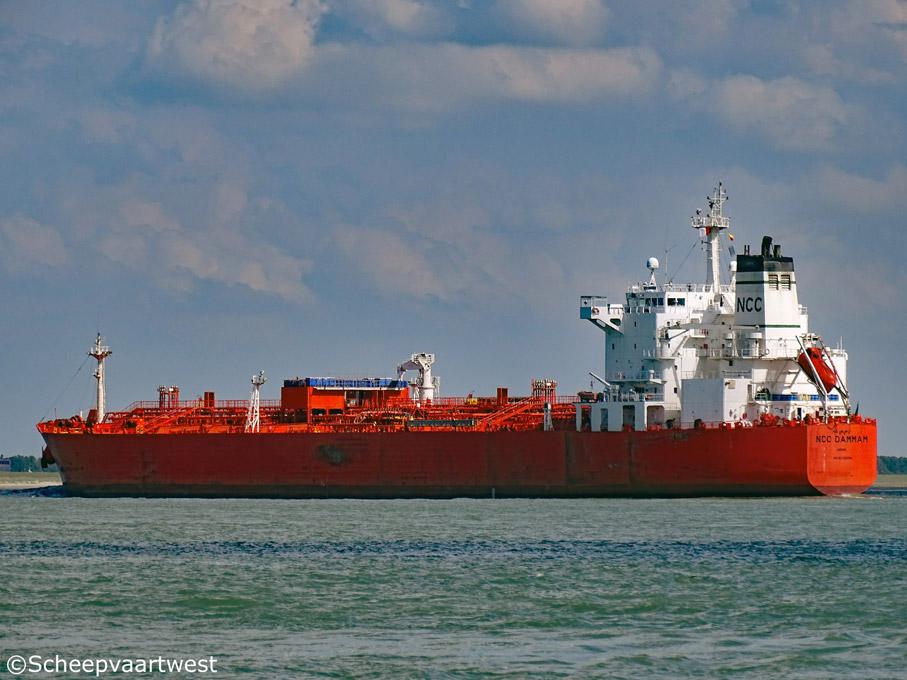 scheepvaartwest - NCC Dammam - IMO 9335056