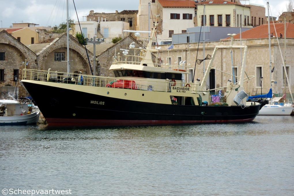 Scheepvaartwest Vasilios