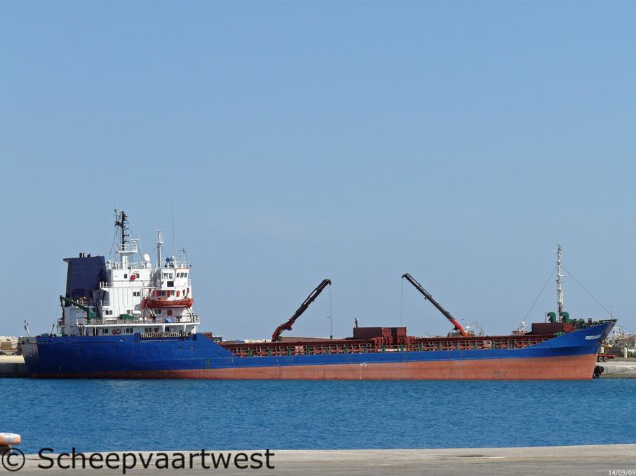 scheepvaartwest - Goodchance - IMO 7725506