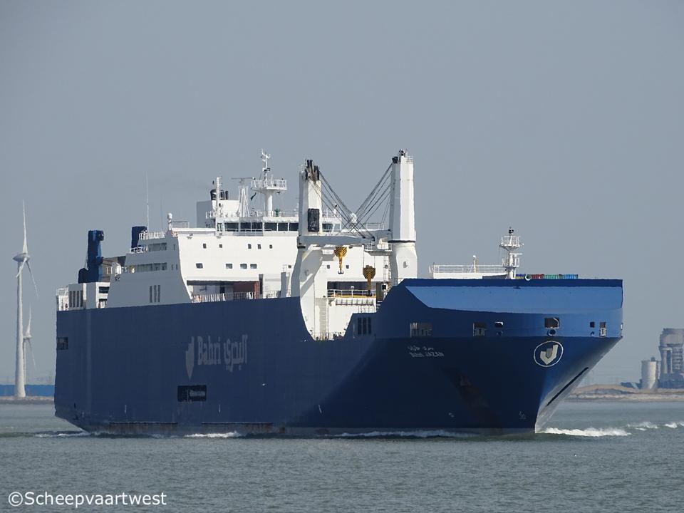 scheepvaartwest - Bahri Jazan - IMO 9620970
