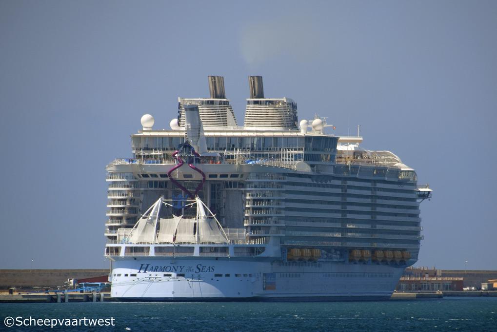 Scheepvaartwest Harmony Of The Seas Imo 9682875