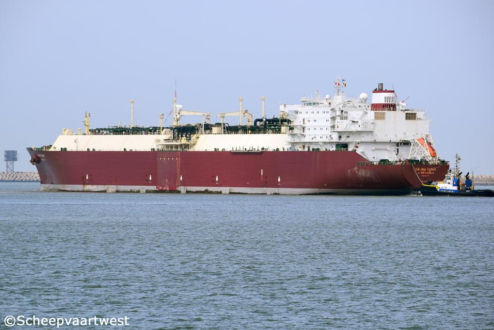 scheepvaartwest - Milaha Qatar - IMO 9321732
