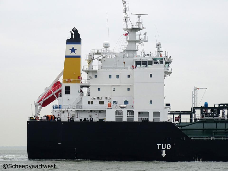 scheepvaartwest - Paros - IMO 9711511