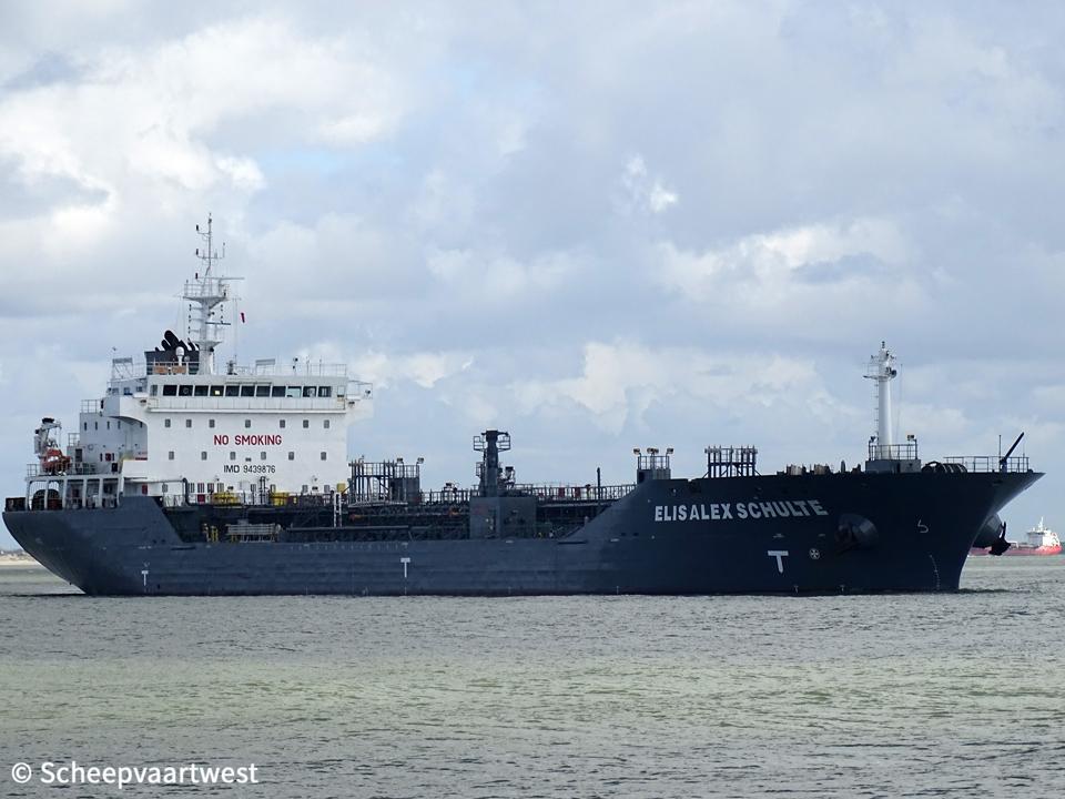 scheepvaartwest - Elisalex Schulte - IMO 9439876