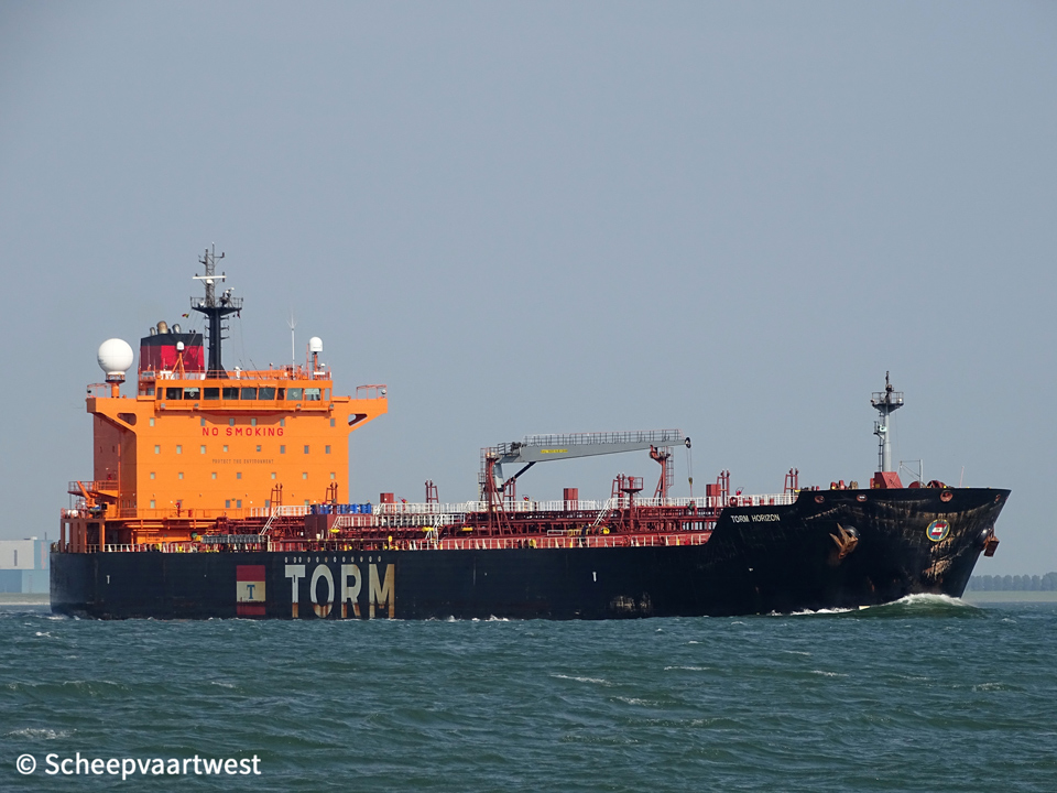 scheepvaartwest - Torm Horizon - IMO 9283710